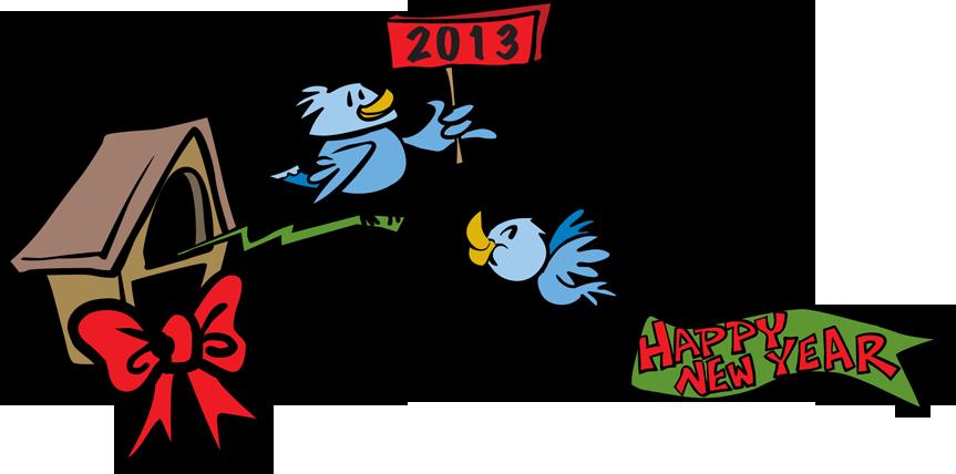 Happy New Year Kartun 91