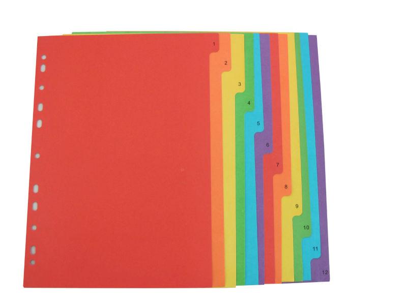 Pp Index Divider Paper Index File Divider View Pp Index
