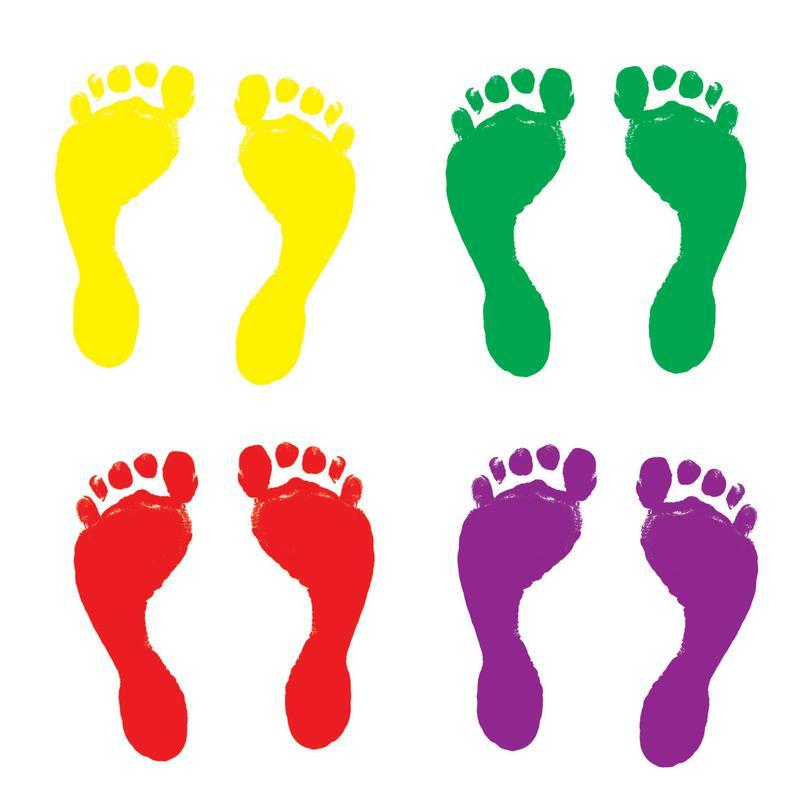 Free Printable Footprints Download Free Clip Art Free