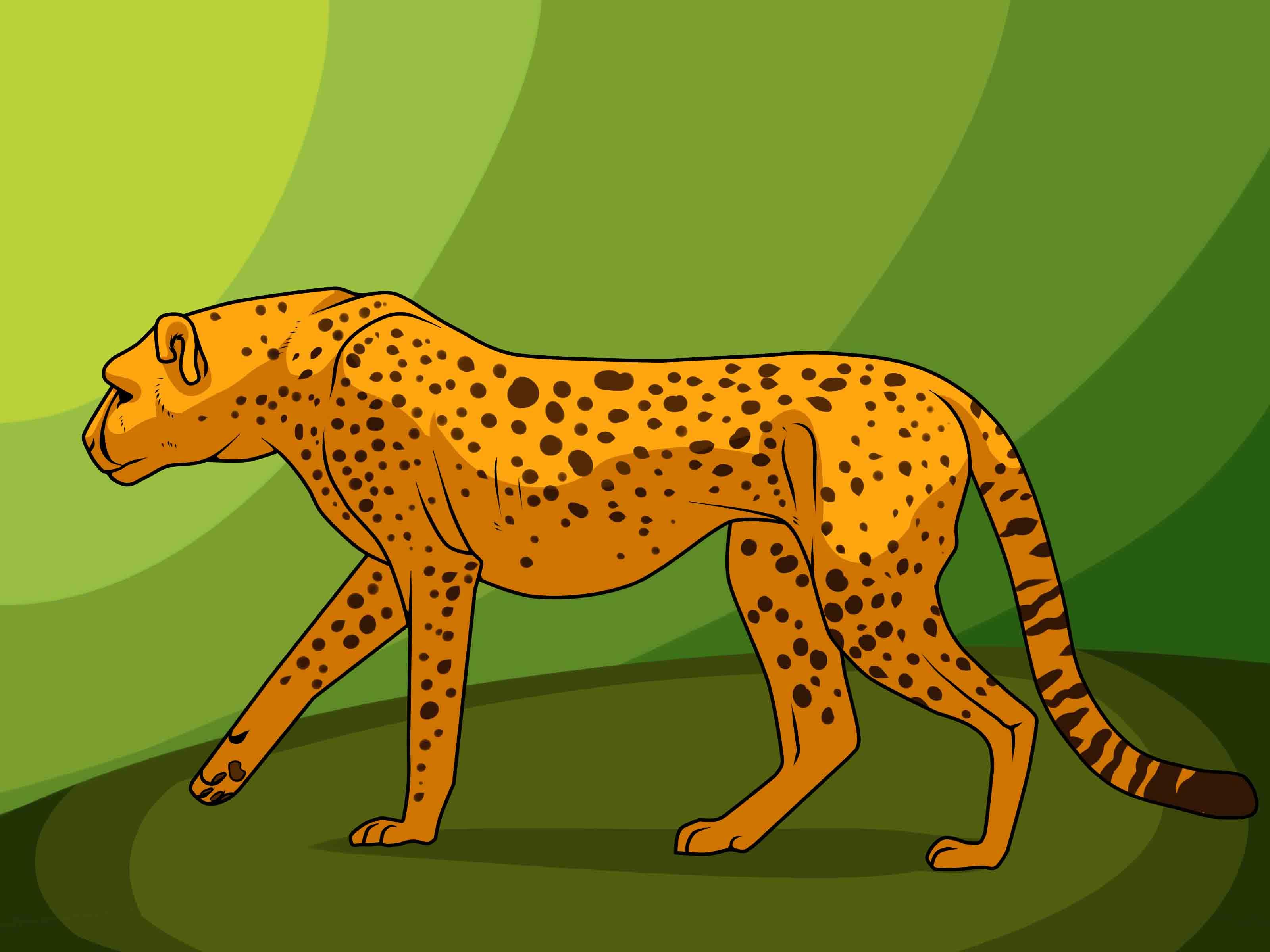 Animated Cheetah Wallpaper free cartoon cheetah, download free clip art, free clip art
