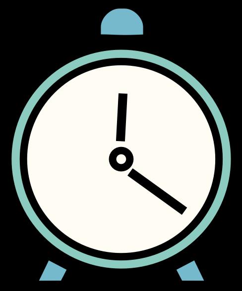 Free Cartoon Clock, Download Free Clip Art, Free Clip Art ...