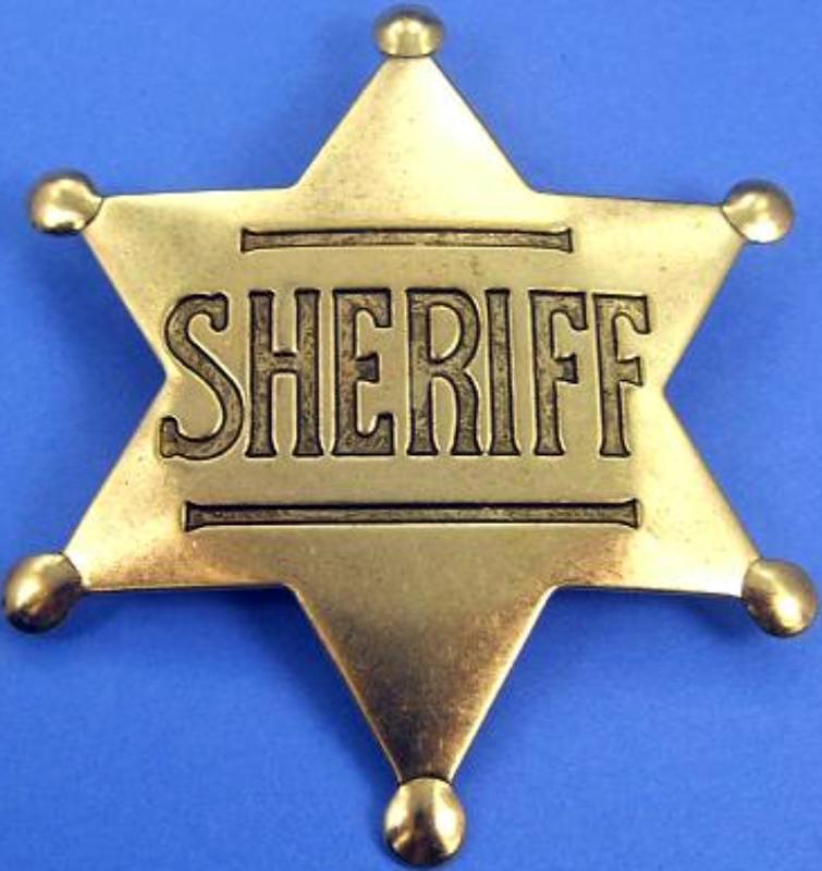 Free Sheriff Badge Download Free Clip Art Free Clip Art