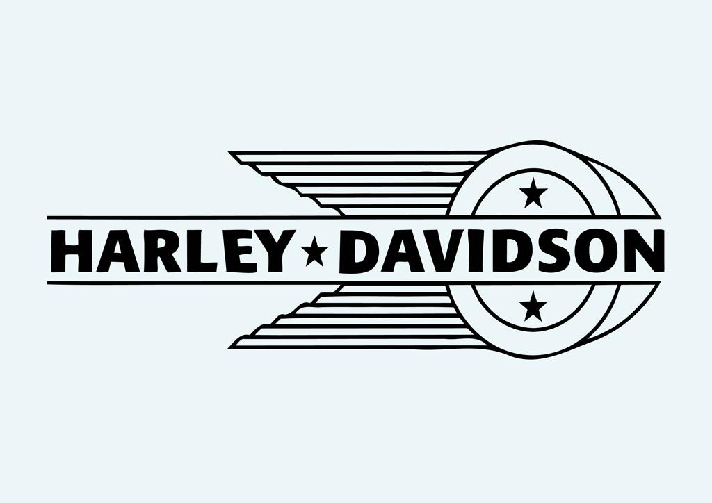 harley davidson freebie vectors