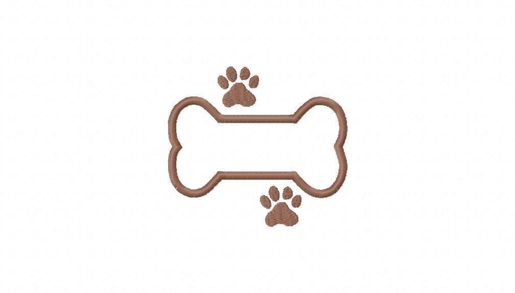 Косточки для собачки картинка для детей