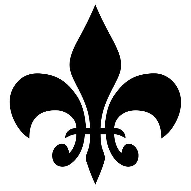 free fleur de lis images   free download clip art   free clip art