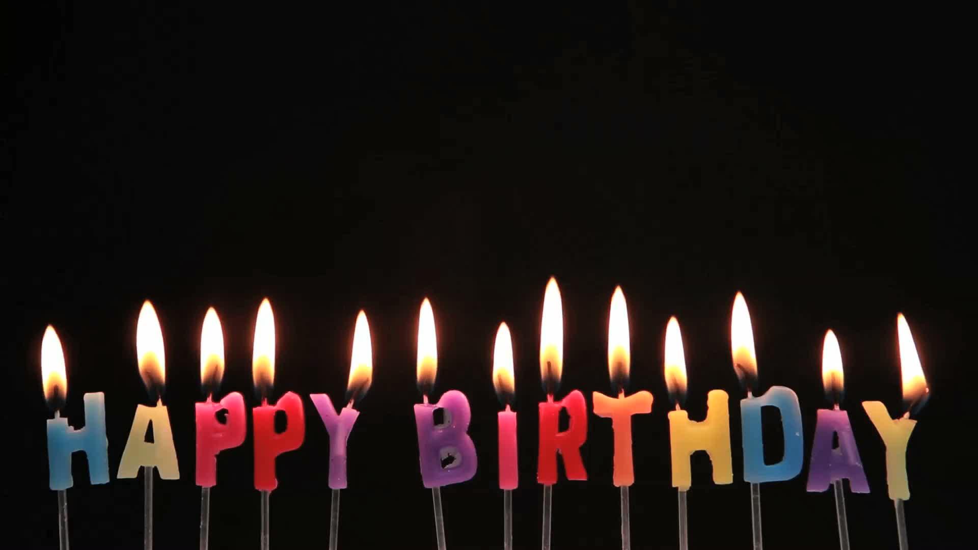 Amazing Happy Birthday Candle Hd Photos Gallery