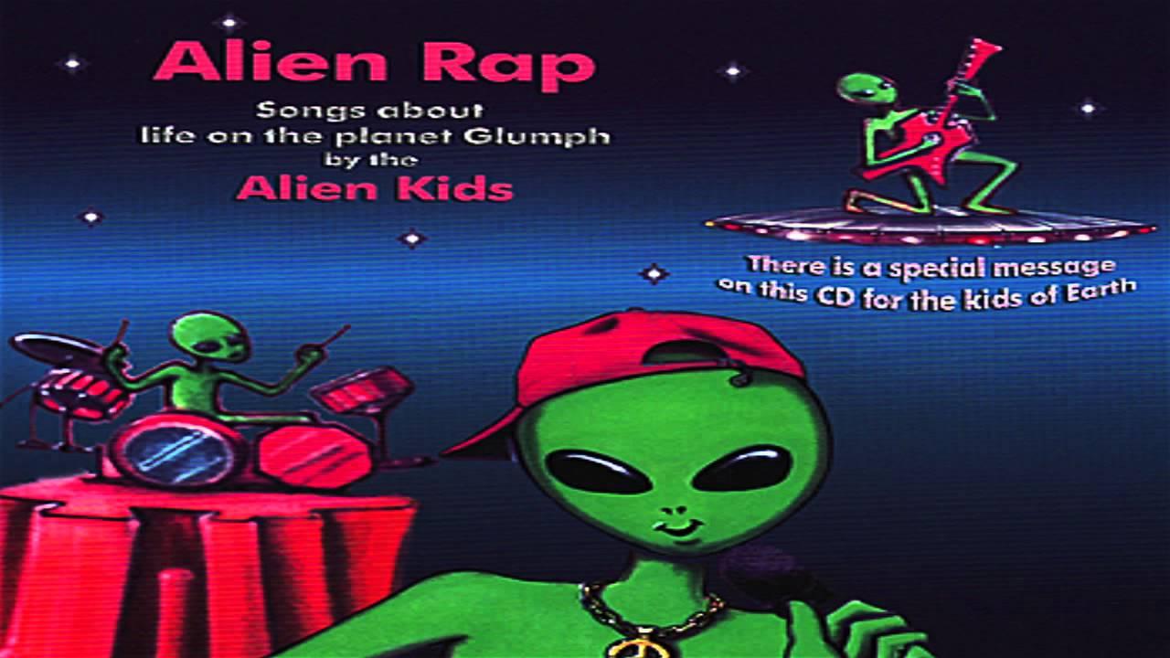 Alien Kids Alien Rap Full Album Youtube