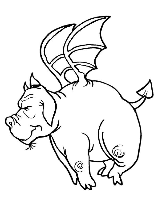 Dragon Coloring Pages   ColoringMates. - Clip Art Library