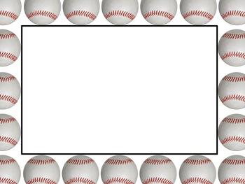 Free Baseball Border Download Free Baseball Border Png Images Free Cliparts On Clipart Library