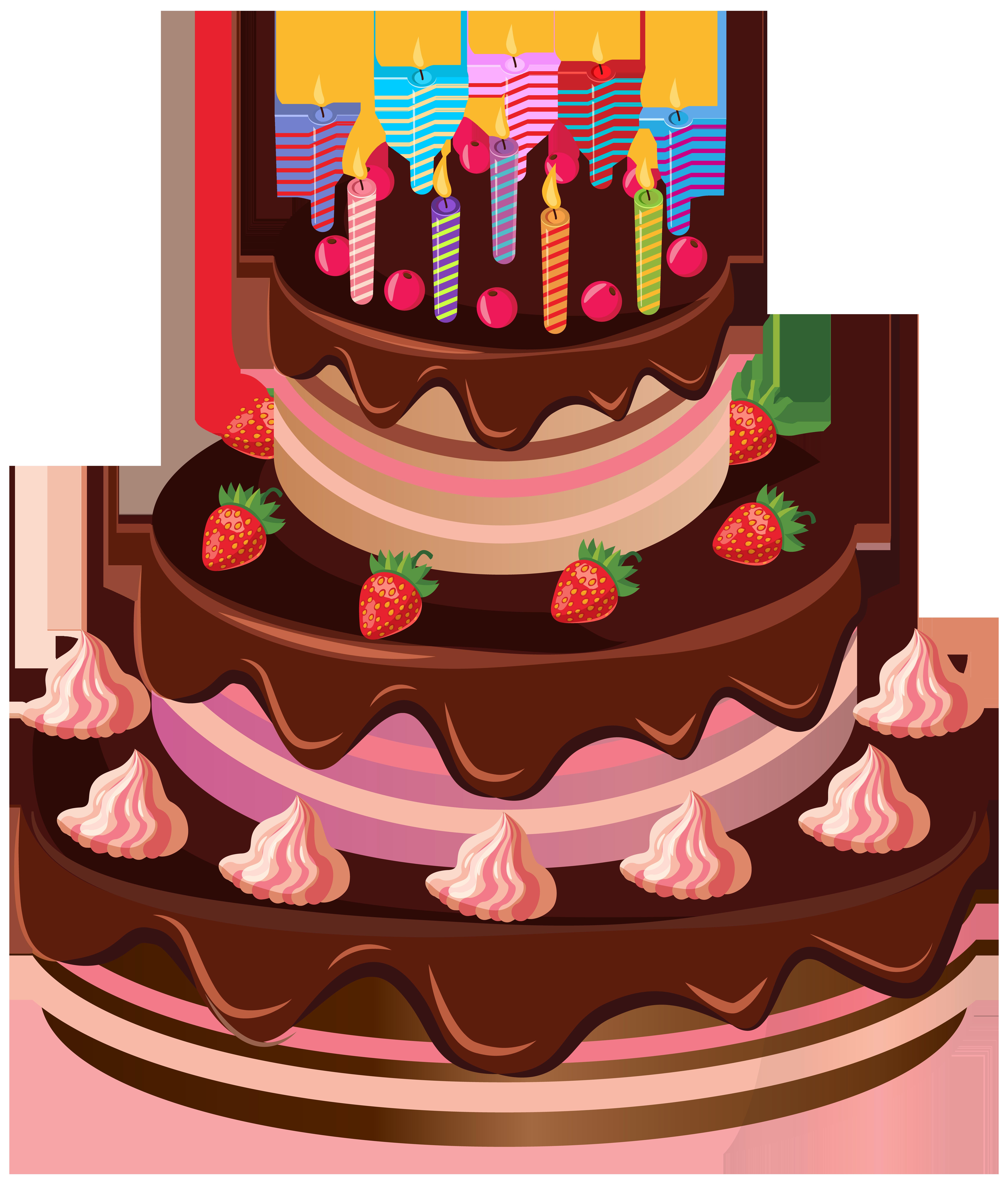 Chocolate cake Birthday cake Portable Network Graphics ...