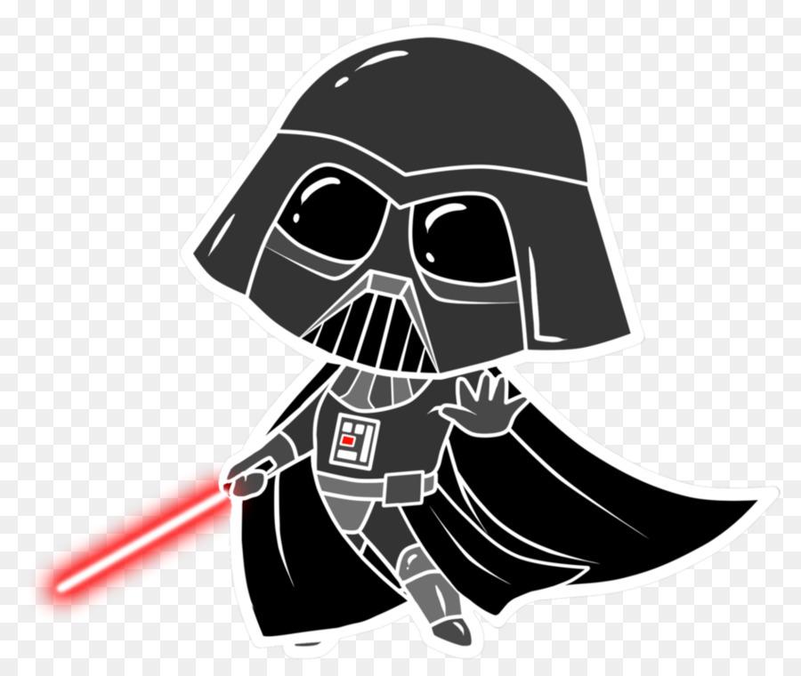 Baby Darth Vader Svg