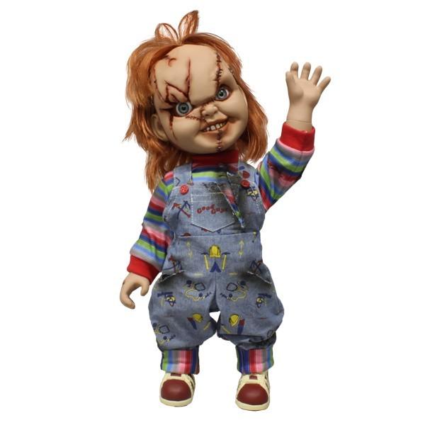 Chucky Tiffany Doll Childs Play Mezco Toyz - Chucky ...