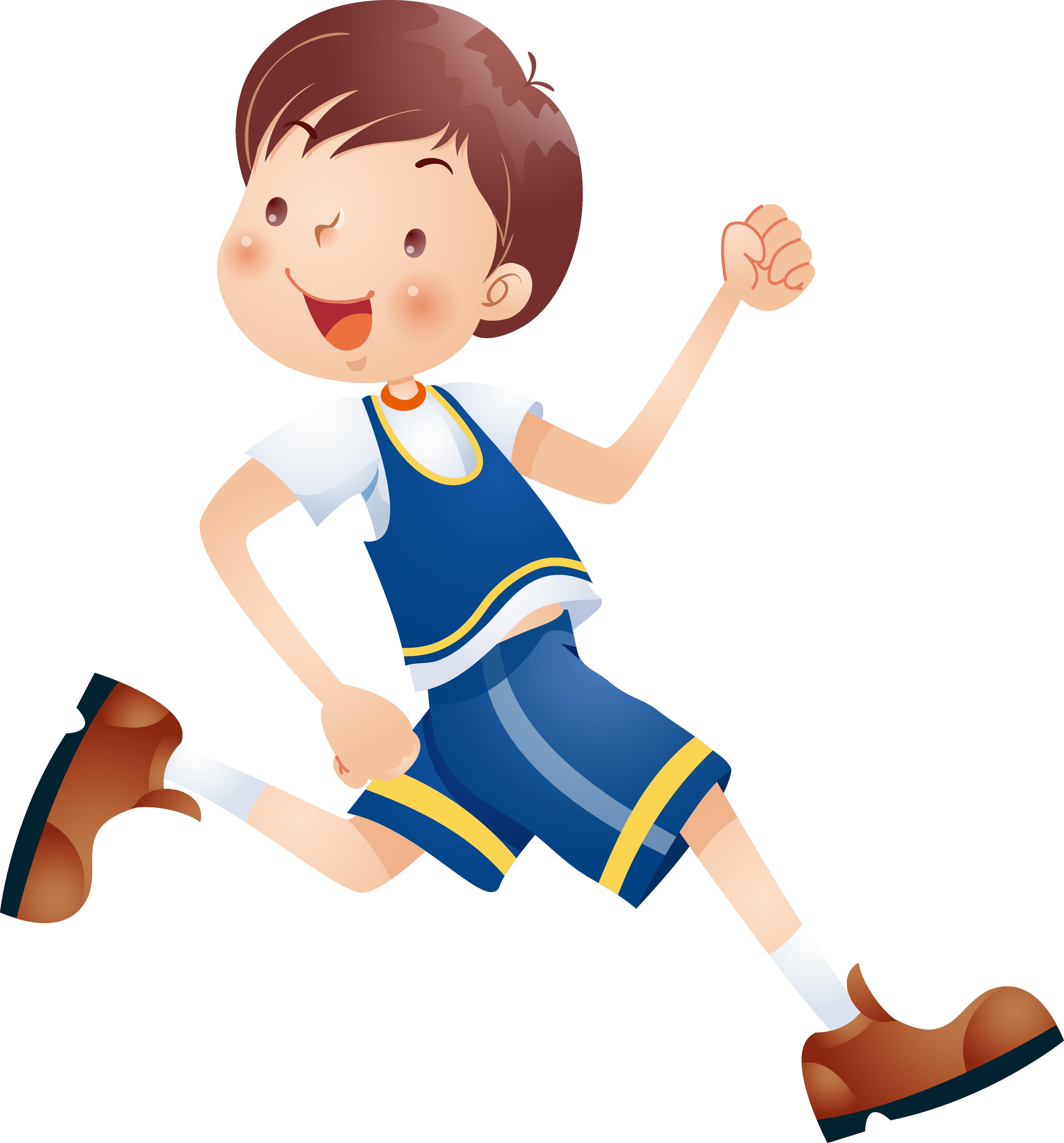 Child Cartoon Clip art - Running kids png download - 4729 ...
