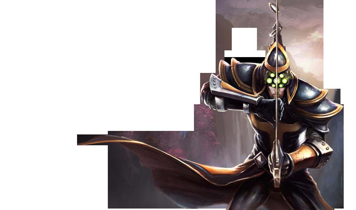 League Of Legends Dotlol Master Yi Wallpaper Master Yi Png Free