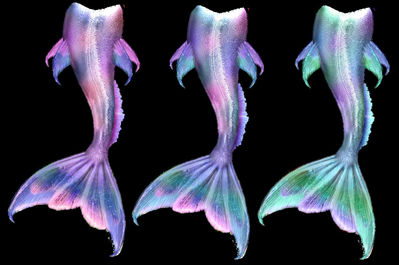 Картинки русалки без хвоста