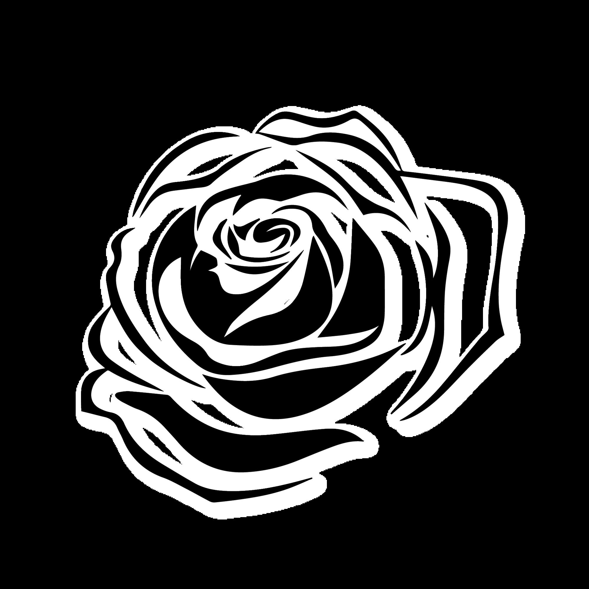 Art - rose tattoo png download - 2000*2000 - Free Transparent Art png Download. - Clip Art Library