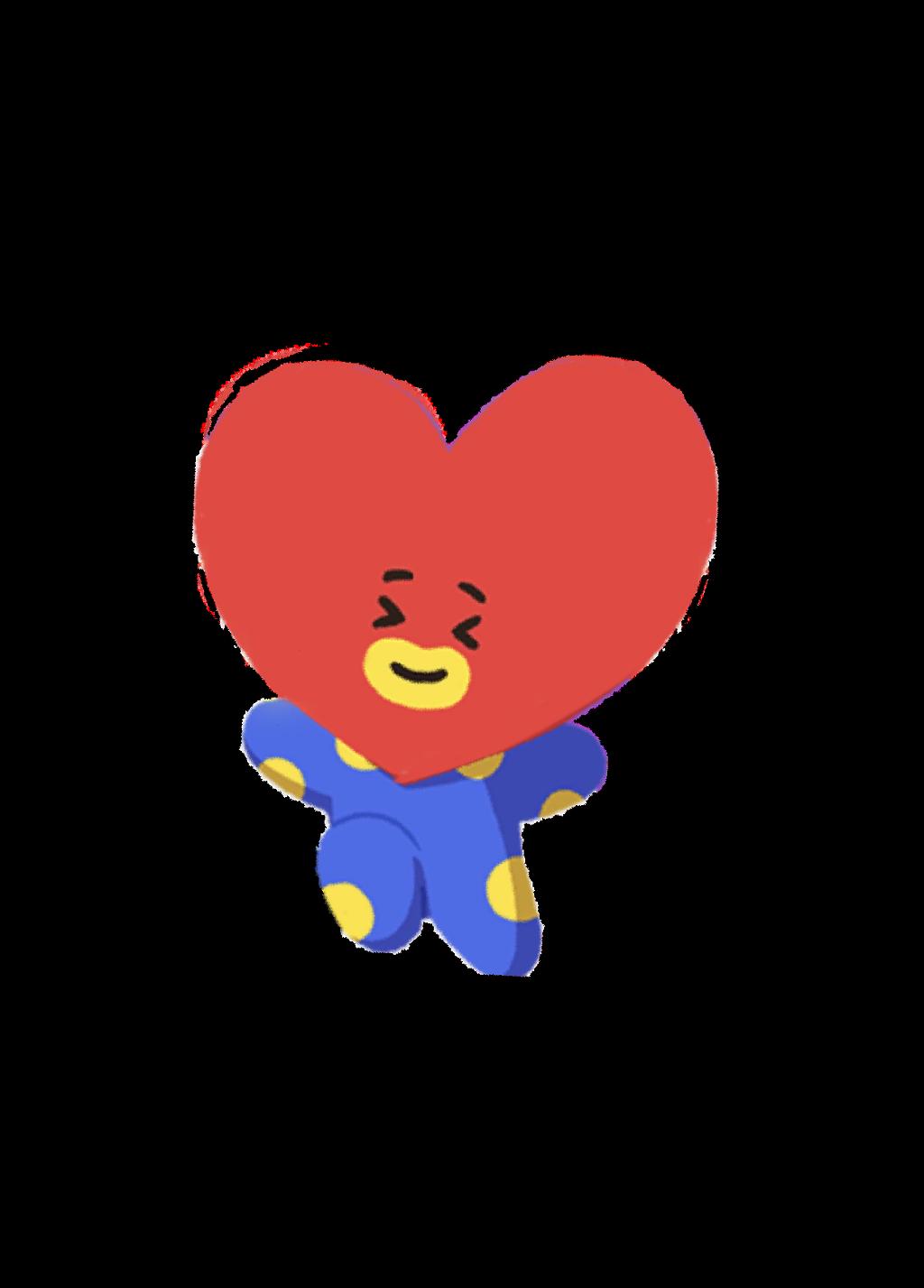 transparent cartoon heart 23