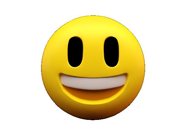transparent happy emoji 15