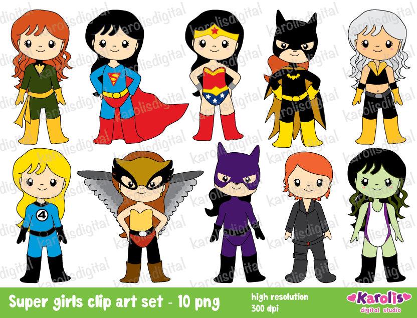 Free Superhero Body Cliparts Download Free Clip Art Free