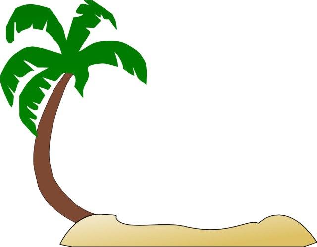 hawaiian islands clip art - clip art library