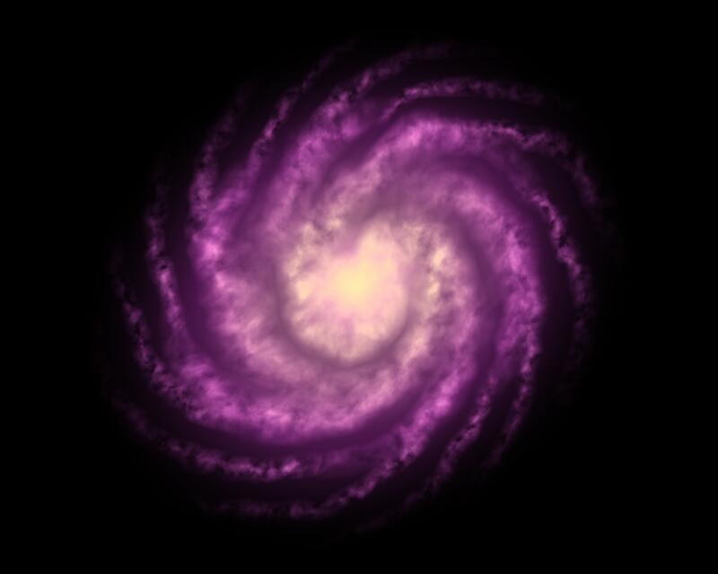 Spiral Galaxy Clipart 67869