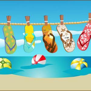 Free Beach Scene Cliparts, Download Free Clip Art, Free ...