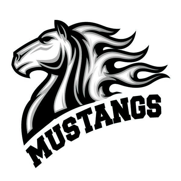 mustang mascot cliparts | free download clip art | free clip art