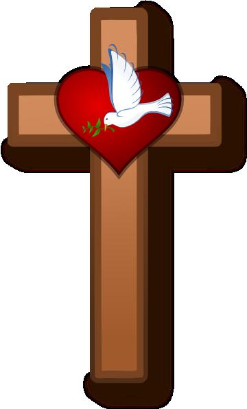 Love At Holy Cross 2 Clip Art At Clker