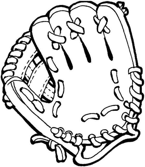 giants coloring pages baseball bat   Free Baseball Glove Cliparts, Download Free Clip Art, Free ...