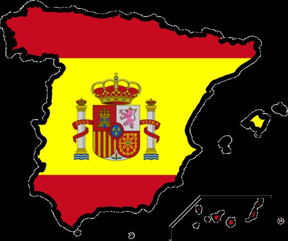 spanish flag clipart - clip art library
