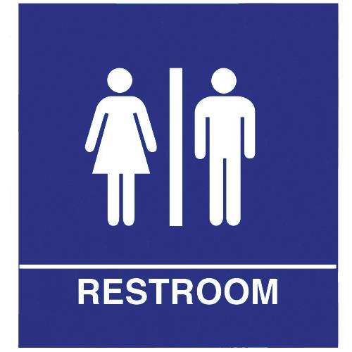 Funny Restroom Signs Printable