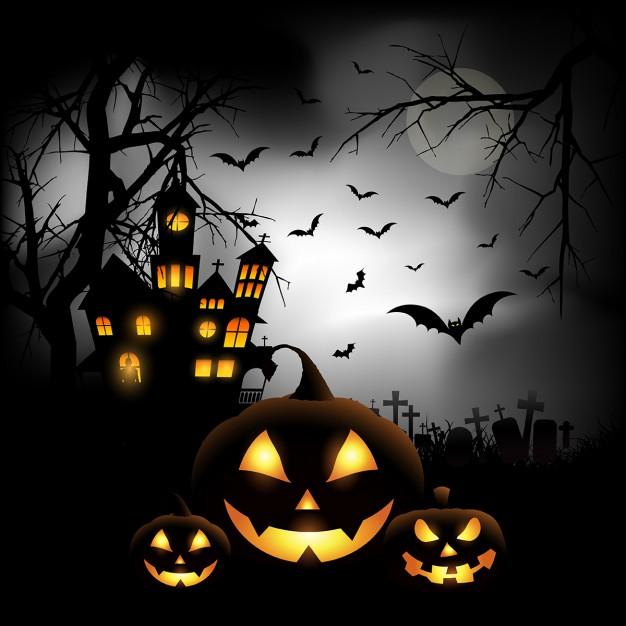 Halloween Gratis Bilder