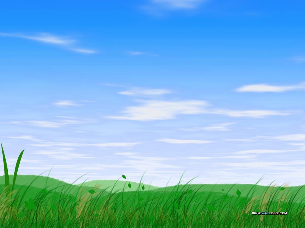Landscape Cartoon