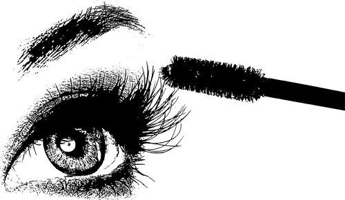 Free Black Mascara Cliparts, Download Free Clip Art, Free