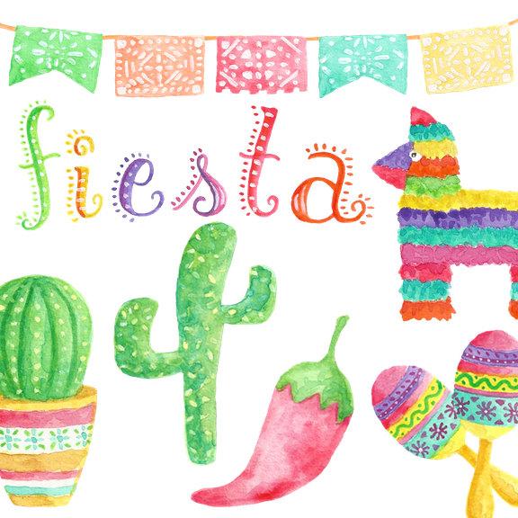 Fiesta Clip Art