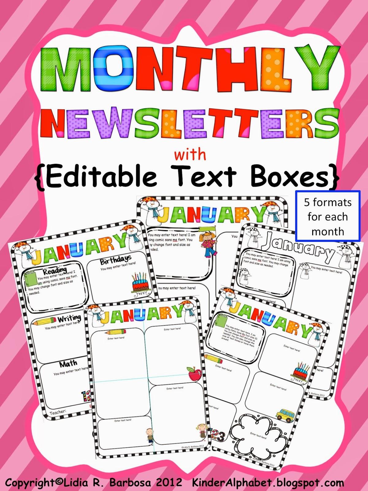 Preschool Classroom Family Tree Ideas ~ Free monthly teacher cliparts download clip art
