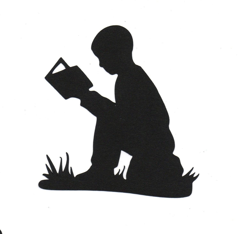 Book Silhouette