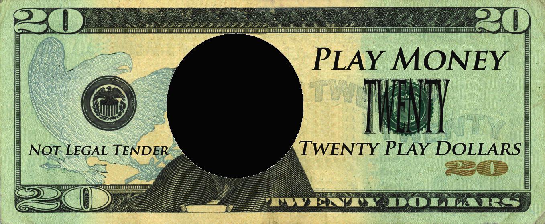 Free 20 Dollar Bill Cliparts Download