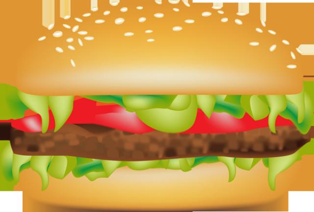 Hamburgers And Hotdogs Clipart Clip