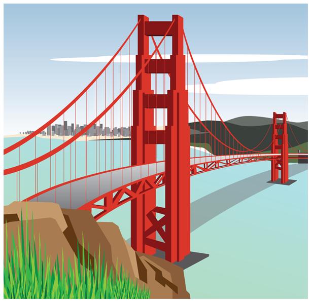 Free Line Bridge Cliparts, Download Free Clip Art, Free ...