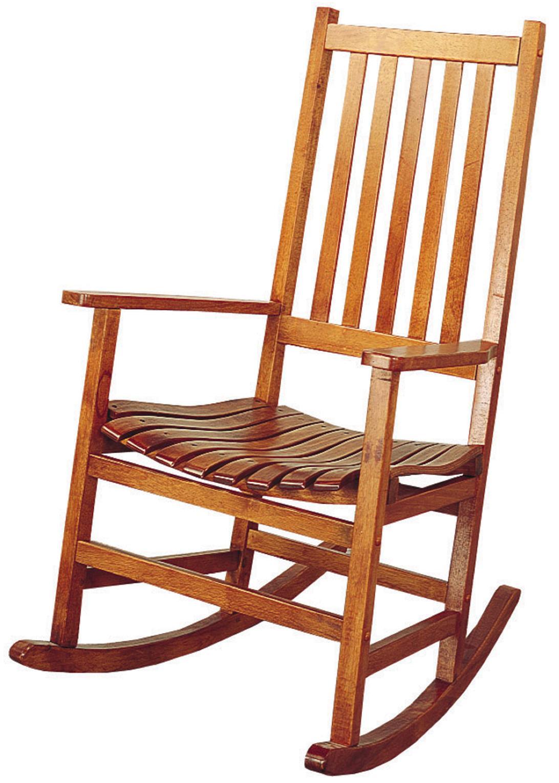 Wooden Chair Clipart