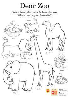 Free Preschool Zoo Cliparts, Download Free Clip Art, Free ...