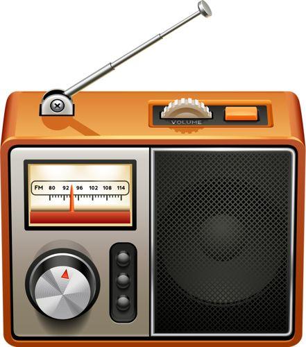 Free Vintage Radio Cliparts, Download Free Clip Art, Free ...