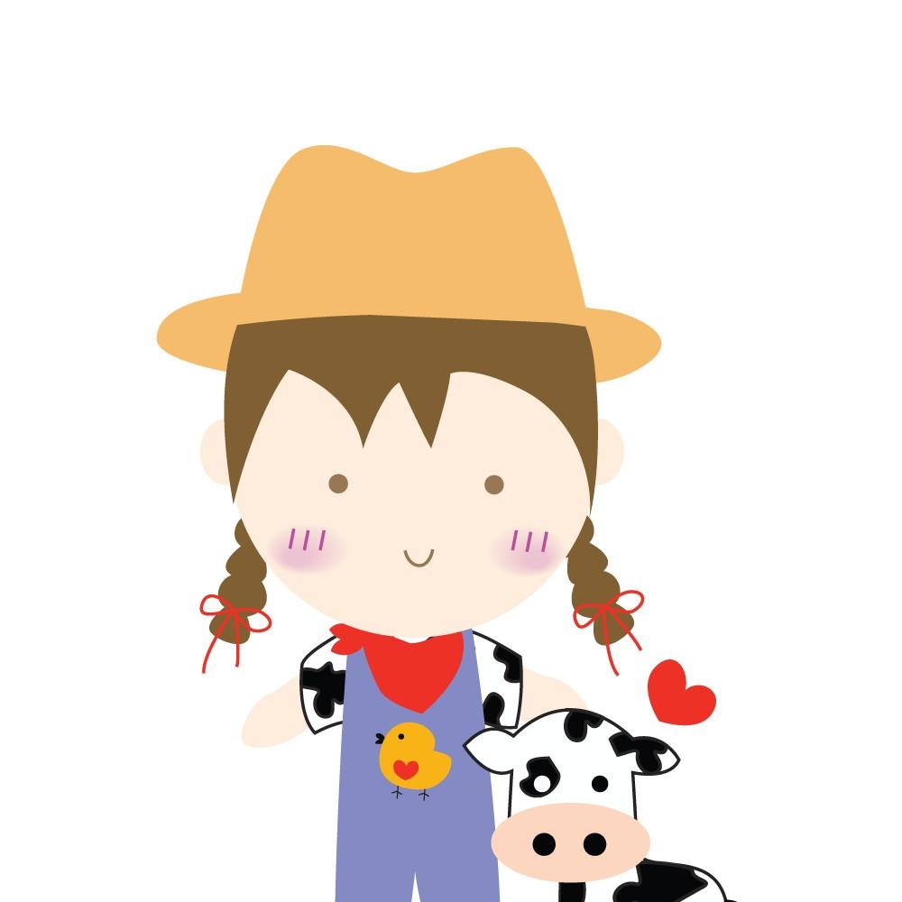 Free Farm Woman Cliparts Download Free Clip Art Free