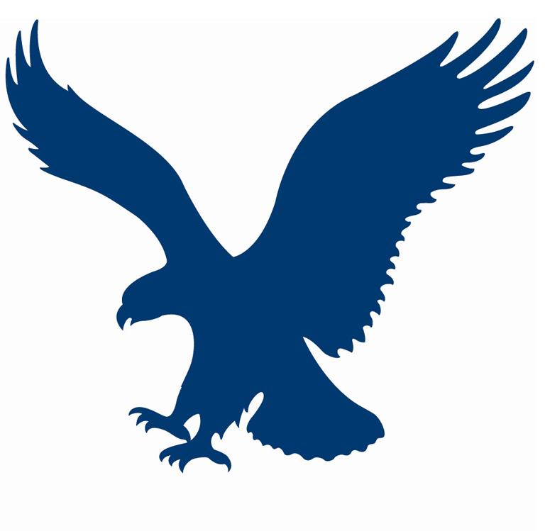 flying eagle logo - clip art library