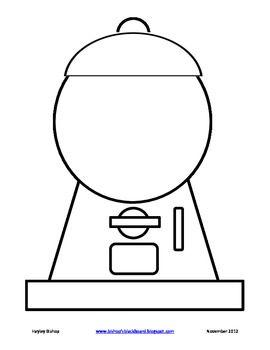 Gumball Machine Cliparts Free Clip Art