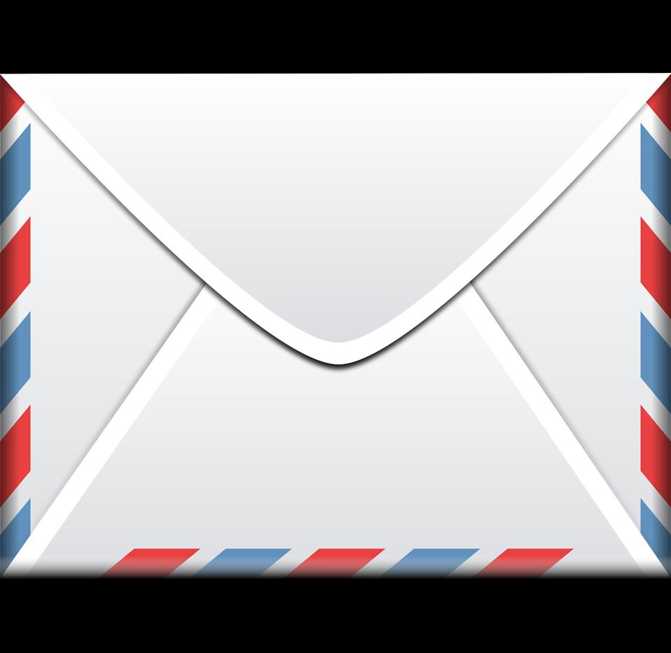 Free Addressed Envelope Cliparts
