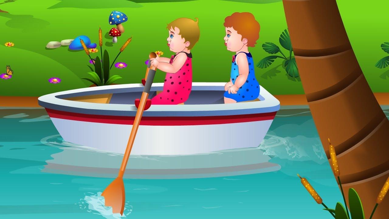 Fishing Boat Cartoon Free Play Boat Clipart...