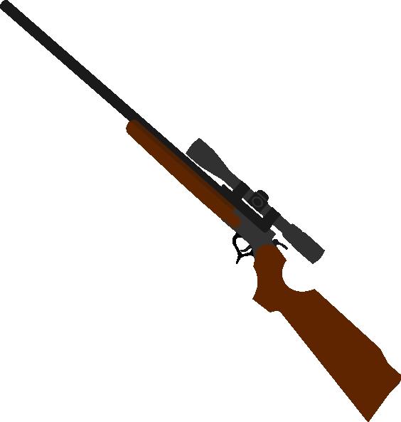 Free Shotgun Hunting Cliparts