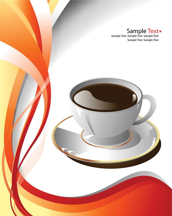 Coffee cup clip art Free Vector / 4Vector